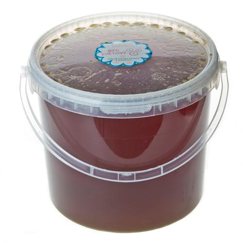 Květový med Kyblík – 7kg