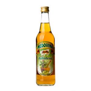 Medovina Bylinková 0,5 l