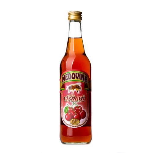 Medovina Višnová 0,5 l