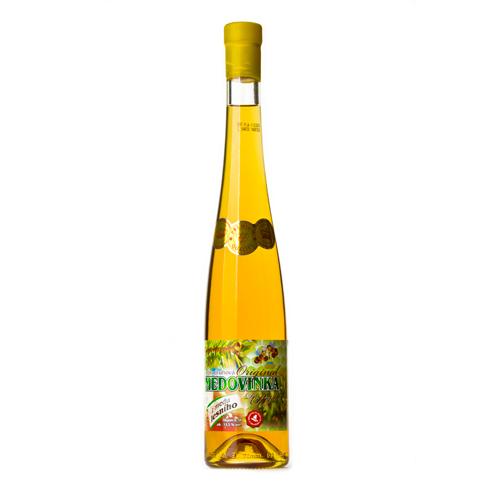 Medovinka z lesního medu 0,5l