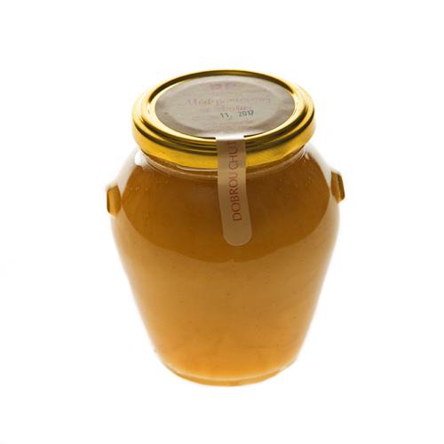 Pastovaný med se skořicí 450 g